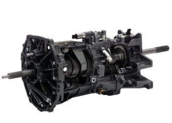 new transmission ready for installation